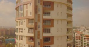 Completed apartments in Bangalore